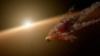 Una solución española para la «estrella de la megaestructura alienígena»