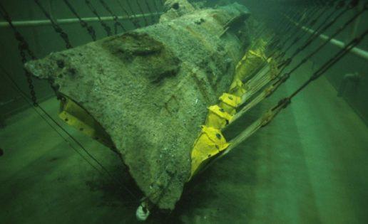 Científicos resuelven el misterio del Hunley, el submarino perdido hace siglo y medio