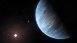 ¿Por qué es importante haber detectado agua en el exoplaneta K2-18b?