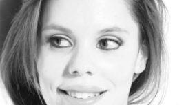 Celia Morán, joven y extraordinaria dramaturga