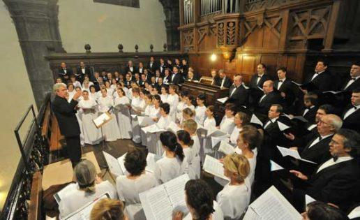 El corazón de «los chicos del coro» late al unísono y sus emociones se sintonizan