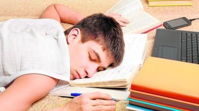 Narcolepsia: atrapados por el sueño