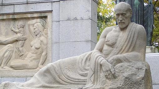 La escultura de la que Cajal renegó y otras curiosidades del Nobel