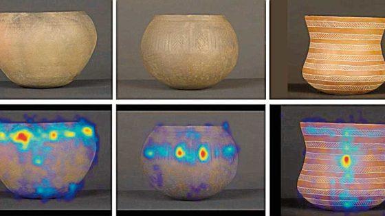 Cerámicas prehistóricas reflejan la evolución del cerebro