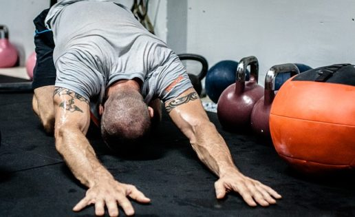 Cosas que le pasan a tu cerebro cuando entrenas demasiado
