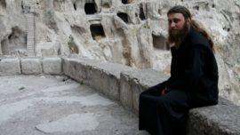 Los monjes colgantes de Vardzia