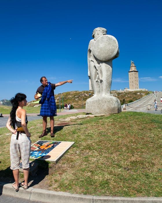 La apasionante y poco conocida historia de la Torre de Hércules