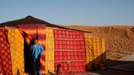 El español que construyó un imperio hotelero en el Sahara