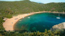 Ammouliani, de isla de refugiados a paraíso para iniciados