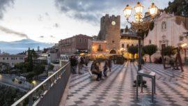 Catania, la vida al pie del Etna