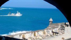 El viejo San Juan, un bellísimo bastión inexpugnable