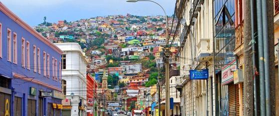 Valparaíso, el nido de amor de Pablo Neruda
