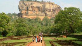 La inexpugnable roca de Sigiriya
