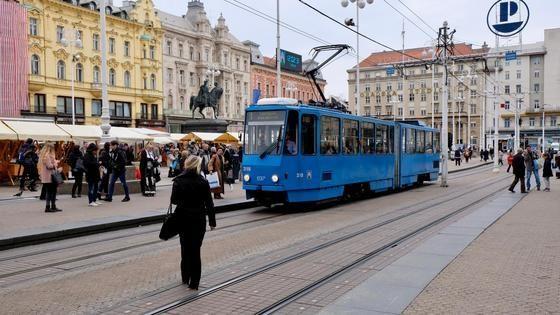 24 horas en Zagreb