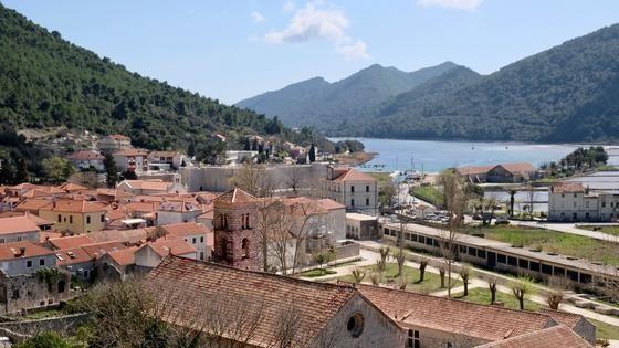 Costa Dálmata de Croacia: sal, ostras y murallas