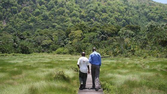 El desconocido Parque Nacional Semliki en el Rift Albertino