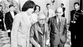 Sartre, el estudiante que hacía novatadas (según Raymond Aron)