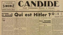 Una historia mínima en la Segunda Guerra Mundial