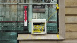Lo que vi en París (sobre los chalecos amarillos)