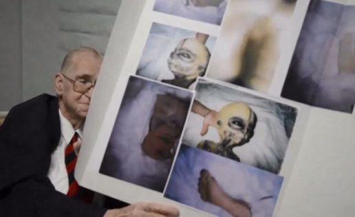 Un científico asegura que hay una nave extraterrestre en el Área 51