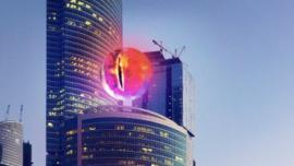 El Ojo de Sauron vigilará Moscú