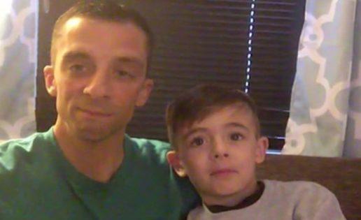 Un niño llama a la policía porque su padre se pasó un semáforo en rojo