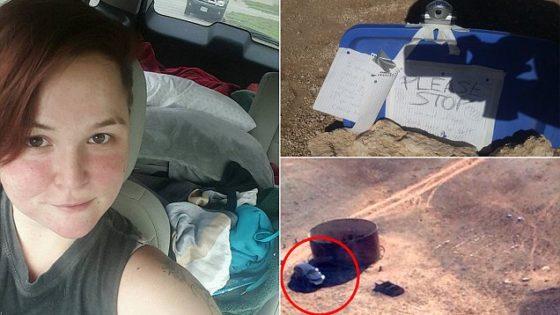 Una estudiante se pierde en medio del desierto por seguir a Google Maps