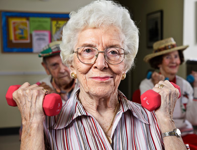 Artritis y artrosis (Importancia del ejercicio)