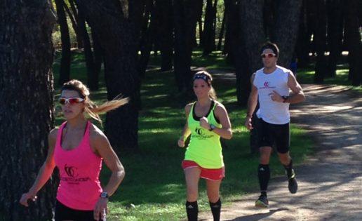 Entrenamiento de carrera y maratón