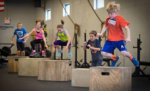 ¿Es beneficioso el CrossFit en niños?