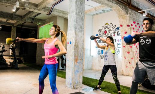 Objetivo excelencia atlética ¿Aparatos de gimnasio o entrenamiento libre?