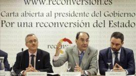El nuevo partido de Abascal y Ortega Lara