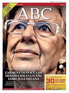 Carmena, una gran mentira