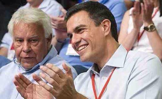 ¿Y cuándo hablará Felipe González?