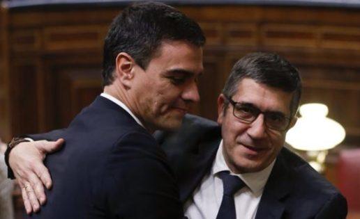 El PSOE sigue en su agujero