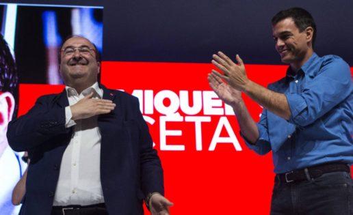 Pedro Sánchez, el nacionalista