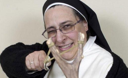 Cuando les encantaba la monja Caram
