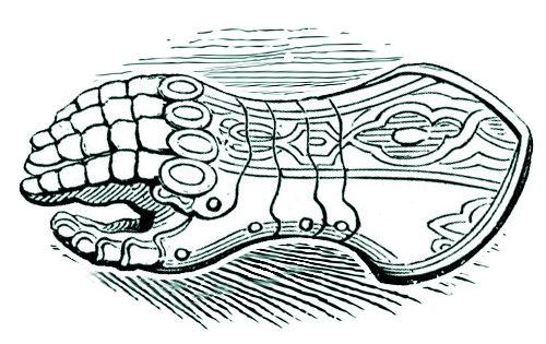 Firmeza en guante de seda