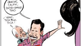 Coalición Podemos-IU 11/05/16
