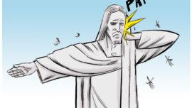 Cristo Corcovado 31/05/16