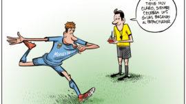 Fútbol 05/08/17