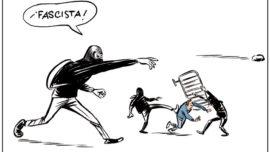 ¡Fascista!