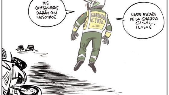 A la memoria del guardia civil Fermín Cabezas González