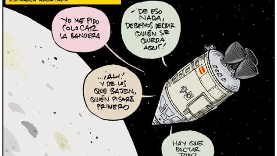 Informe Secreto: Misión aeroespacial española
