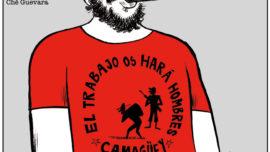 La camiseta del Ché