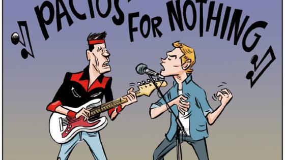 El dúo rockero