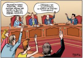 Aprobado por unanimidad