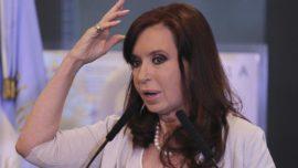 Guerra y patria, el dilema de Cristina Kirchner y Bonadío