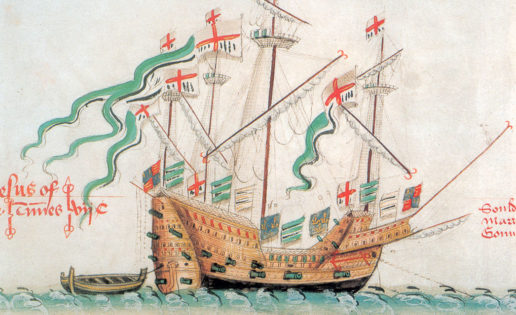 """Naufragios de la """"Armada Invencible"""" II. Los pecios de la escuadra de Portugal"""