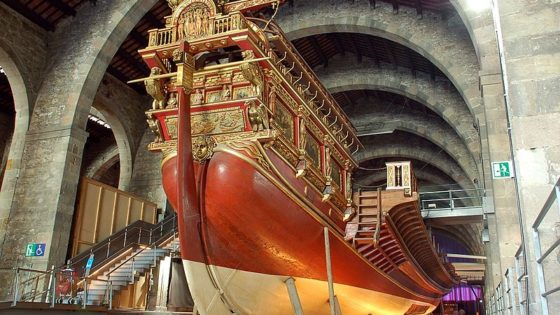 El naufragio de la flota de Juan de Mendoza, un yacimiento submarino por descubrir….